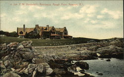 F.W. Vanderbilt's Residence, Rough point