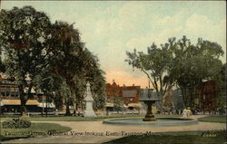 Taunton Green, General View Looking East