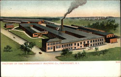 Factory of the Narragansett Machine Company