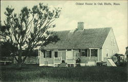 Oldest House in Oak Bluffs