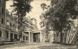 Hotel Aspinwall, Main Entrance