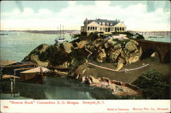 """Beacon Rock"" Commodore E. D. Morgan"