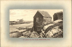 Old Lobster Hut, Fort Sewall
