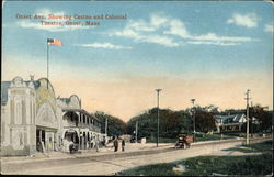 Onset Avenue showing Casino and Colonial Theatre