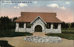 Rest House at Greeley Park
