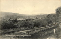 The Lebanon Valley, North from the State Road