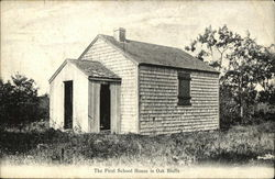 The First School House