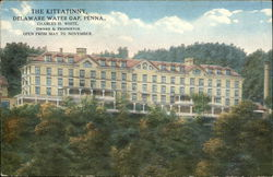 The Kittatinny Postcard