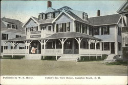 Cutler's Sea View House
