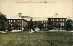 Elecrtrical Laboratory. Polytechnic Institute