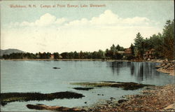 Camps at Point Breeze, Lake Wentworth