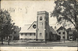 St. James Methodist Episcopal Church