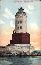 The Lighthouse, San Pedro Harbor