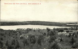 Twin Lakes and Twin Lake Villa