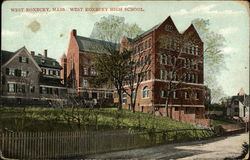 West Roxbury High School