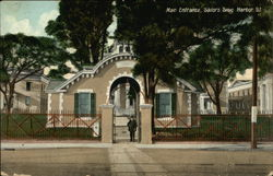 Main Entrance, Sailors' Snug Harbor