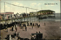Pier, Old Orchard Beach