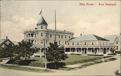 Ellis House, Port Maitland