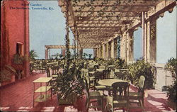 The Seelbach - Roof Garden