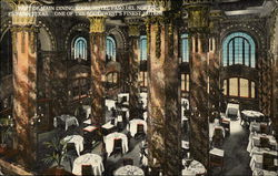 Part of Main Dining Room, Hotel Paso Del Norte