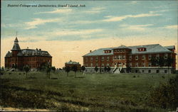 Baptist College and Dormitories