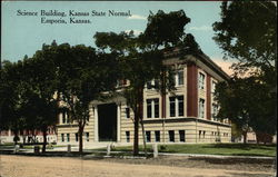Science Building, Kansas State Normal