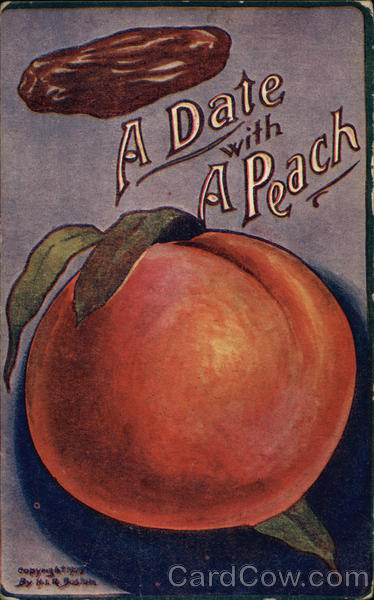 A Date with a Peach Comic, Funny