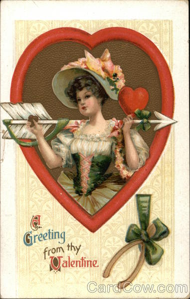 A Greeting from thy Valentine Women