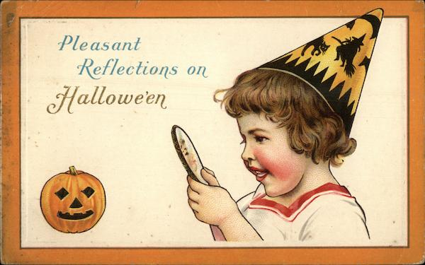 Pleasant Reflections on Halloween