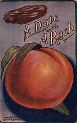 A Date with a Peach