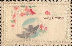 Loving Greetings - Die Cut