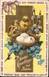Easter Greetings and Love