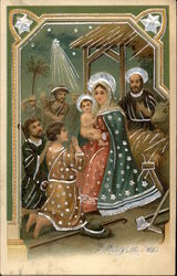 A Merry Christmas - The Nativity
