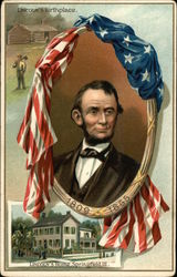 Portrait of President Lincoln