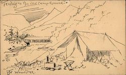 """Tenting On The Old Campground"", by J. Woodstock"