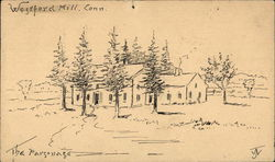 The Parsonage, Westford Hill, Conn.