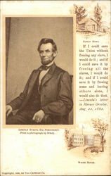 Lincoln During His Presidency