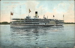 "Steamer ""Greyhound"""