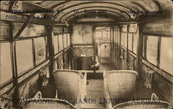 Grands Express Aériens Postcard