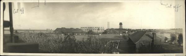 Bowers Rubber Works Antioch California