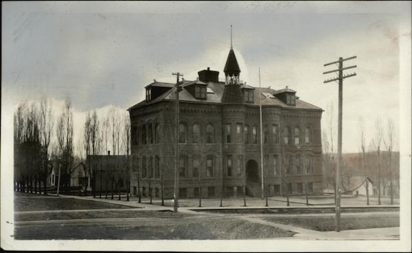 High School Moscow Idaho