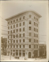 People's Savings Bank - 8th St. Rare Original Photograph Original Photograph