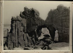 Natural Bridge Rare Original Photograph