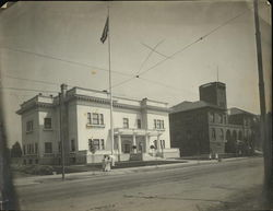 Elks Building and City Hall