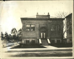 Carnegie Library Original Photograph