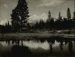 View of Mt. Shasta