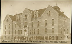 Farris Hall, Boys Dormitory, Academy of Idaho