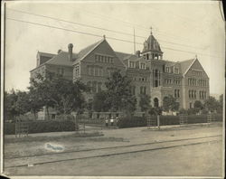 Sacred Heart Academy Original Photograph