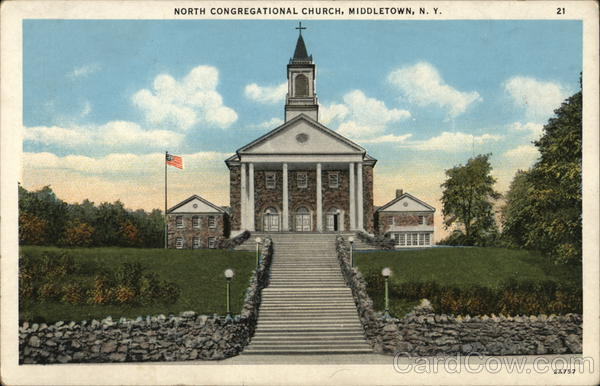 North Congregational Church Middletown New York