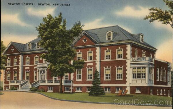 Newton Hospital New Jersey